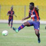 Asamoah Gyan out for two weeks- Bashir Hayford