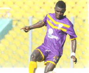 Medeama SC midfielder Kwasi Donsu declared fit for Ebusua Dwarfs game