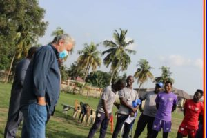VIDEO: Watch Kosta Papic's first Hearts of Oak training after official appointment