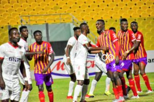 20/21 Ghana Premier League: Toothless Hearts of Oak draw goalless with Karela United