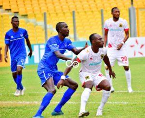 VIDEO: Poor Asante Kotoko showing result in 1-0 defeat to Al Hilal