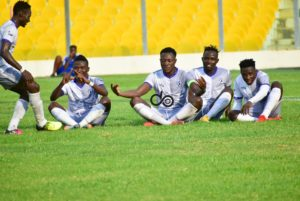 20/21 Ghana Premier League: Bechem United record 1-0 win against Ashanti Gold SC