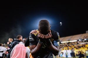 VIDEO: Ghanaian defender Jonathan Mensah sheds tears as Columbus Crew clinch 2020 MLS Cup