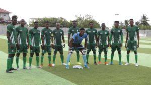 King Faisal Spokesperson Awal Mohammed lauds performance of referee Isaac Osei