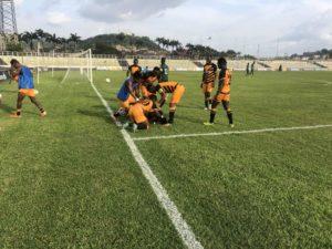 20/21 Ghana Premier League: Isaac Opoku nets brace as Ashgold thrash King Faisal 5-1