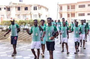 King Faisal give players short break for Christmas