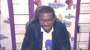 Caf Champions League: We can turn things around against Al Hilal in Sudan - Kotoko CEO Nana Yaw Amponsah