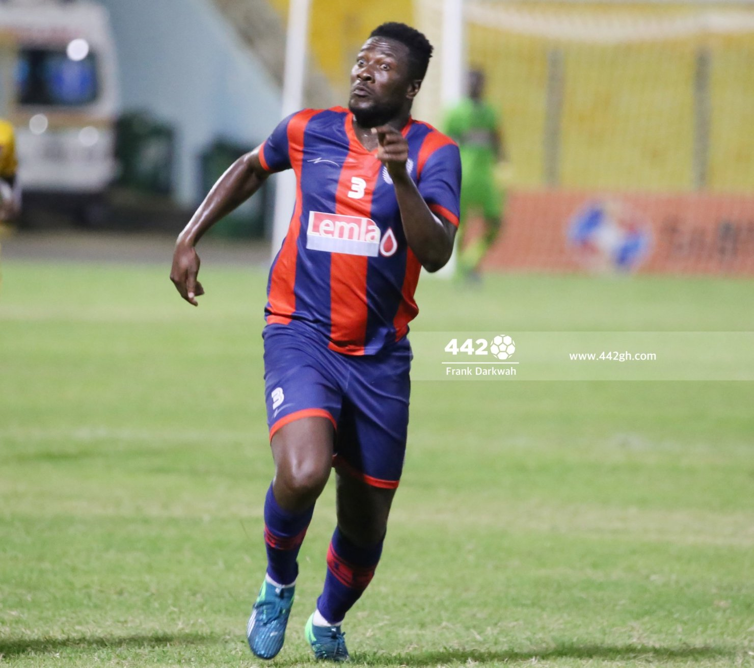 2021 Ghana Premier League: Legon Cities coach Hayford claims Asamoah Gyan's form is completely down