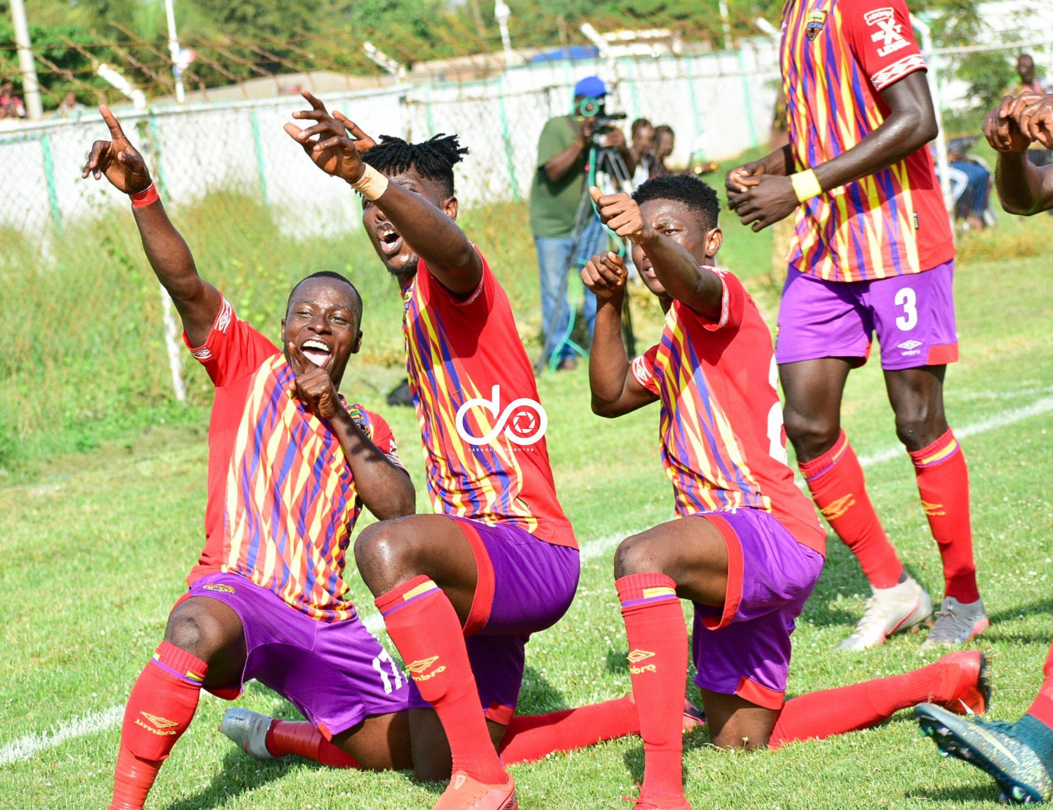 Hearts of Oak defeat Asekem FC 2-1 in a friendly encounter