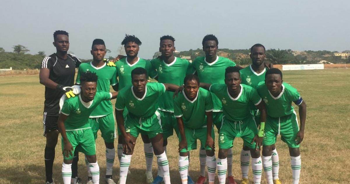 Elmina Sharks coach Yaw Acheampong names attacking starting XI for Aduana Stars game