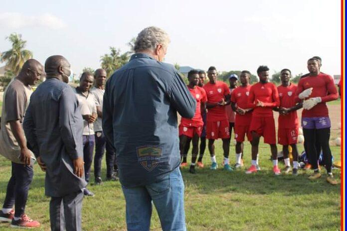 I'm focused on Karela United game, says Hearts coach Kosta Papic