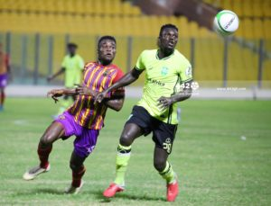 VIDEO: Hearts of Oak thrash Dreams FC to record first win of the season
