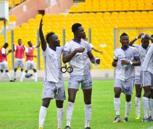 20/21 Ghana Premier League: Bechem United beat Inter Allies FC 2-1 on the road