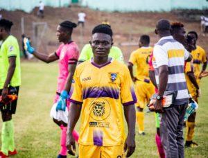 2021 Ghana Premier League: Medeama midfielder Kwadwo Asamoah wants to build momentum after Dwarfs win
