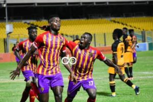 "2021 Ghana Premier League: ""I will score against Aduana Stars regardless of when we play them"" - Hearts of Oak forward Kwadwo Obeng Jnr"