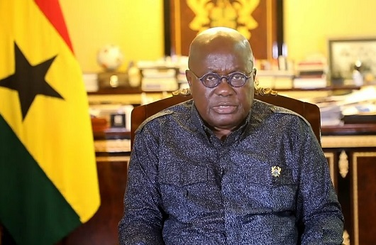 President Nana Addo supports 18 Premier League clubs with GHS900,000