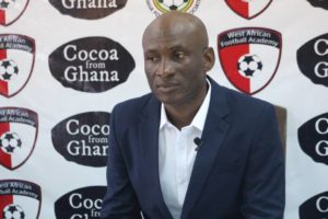2020/21 Ghana Premier League: WAFA boss Prosper Narteh Ogum slams Great Olympics game plan