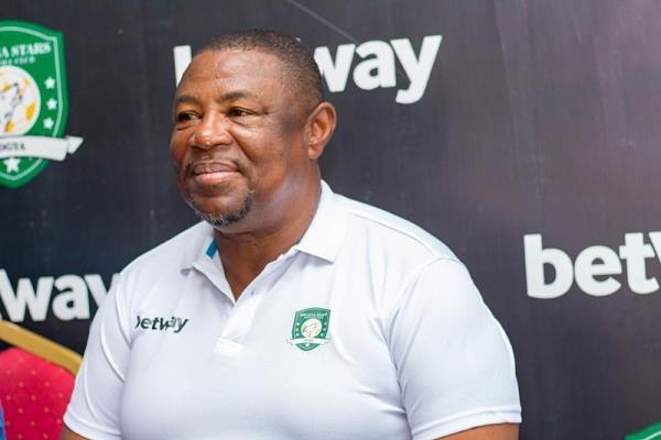 Aduana Stars coach Paa Kwasi Fabin insists he will completely overhaul team