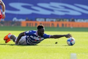 Reading defender Andy Yiadom to sit out for eight weeks due to injury