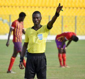 CAF Confederation Cup: Charles Bulu to officiate Rivers United FC vs Futiro Rings FC tie