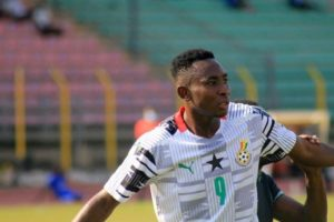 Black Satellites talisman Percious Boah keen on FIFA U-20 WC qualification