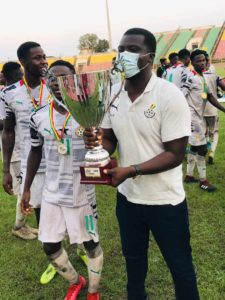 WAFU U-20 Cup of Nations: Ghana's Black Satellites crowned champions after beating Burkina Faso