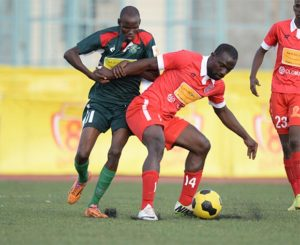 Tunisian side US Tataouine sign Ghanaian striker Bismarck Appiah