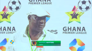 Bashir Hayford has expressed his displeasure about the GFA snubbing him for the technical director job