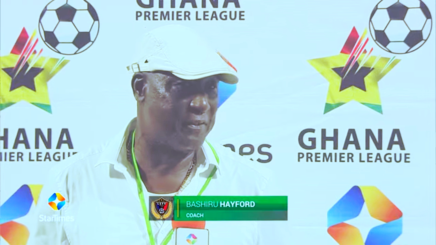 We are safe from relegation - Legon Cities boss Bashir Hayford