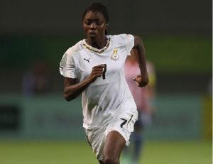 Alhassan Refiatu: Ghana's rising female star striker to watch