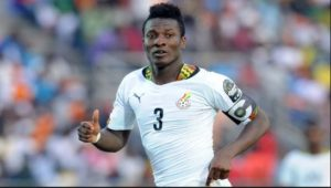 Grateful Asamoah Gyan touched after receiving $100 gift from fan