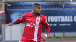Ghana midfielder Kevin-Prince Boateng provides assist in AC Monza's draw against Consenza