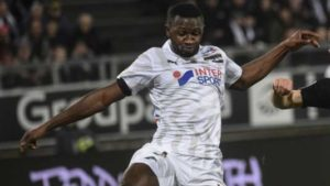Amiens SC: Nicholas Opoku will miss the game against Chateauroux