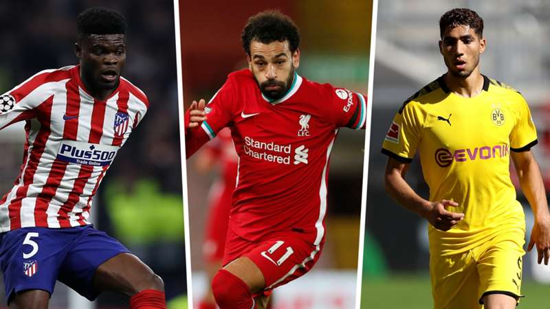 FEATURE: Who's the best African in each of Europe's major leagues in 2020?