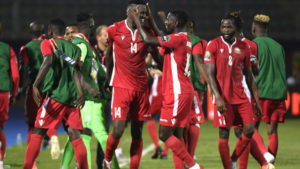 Kenya sanctioned for breaching Covid rules in CAF qualifier