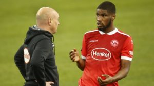 Fortuna Dusseldorf ready to extend deal of Ghanaian defender Kevin Danso