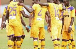 20/21 Ghana Premier League matchday 10: Abass Mohammed nets brace to give Medeama SC victory against Inter Allies
