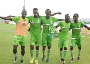 20/21 Ghana Premier League matchday 10: Late drama as Elmina Sharks beat Bechem United 2-1 to bag three points