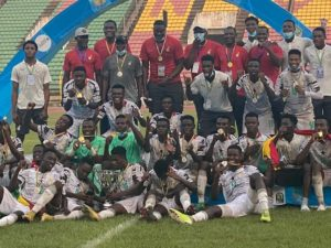 2021 Africa U-20 Tournament: Ghana paired with Tanzania, The Gambia and Morocco