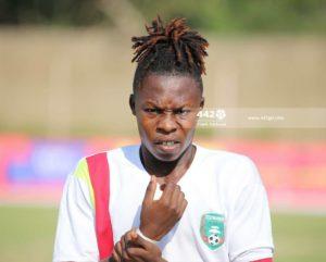 Hearts of Oak linked with a move to sign Eleven Wonders star Salifu Ibrahim