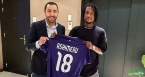 VIDEO: RSC Anderlecht unveil new signing Majeed Ashimeru