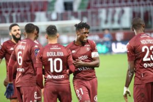 Ghana's John Boye impress with assist to help FC Metz defeat Nantes 2-0