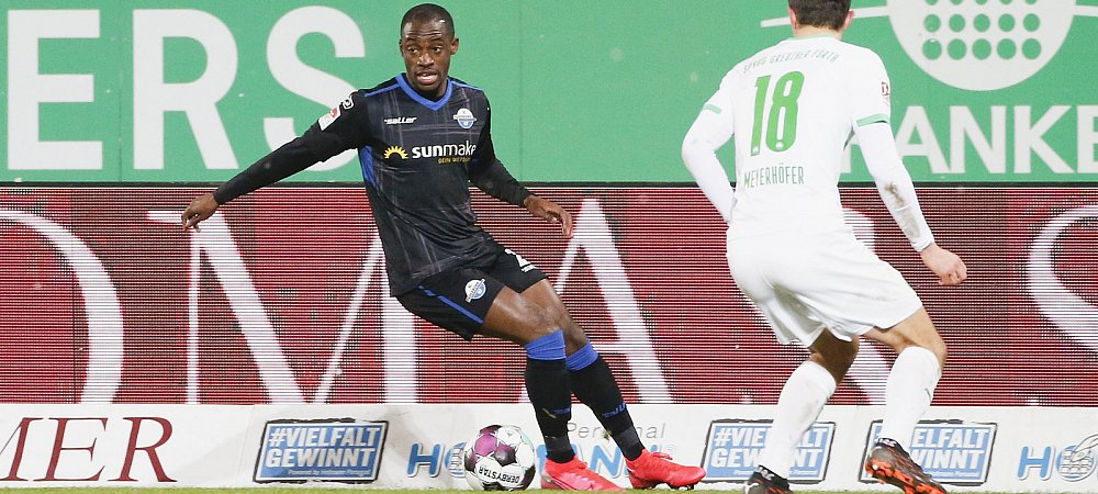 Christopher Antwi-Adjei unlikely to have a career as a defender