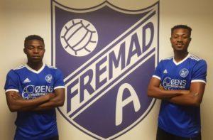 Cheetah FC duo Ebenezer Adade and Francis Agoanyah joins Danish club Fremad Amager on loan deals