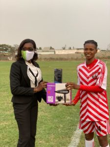 Ghana Women's Premier League: Lady Striker come from behind to beat Thunder Queens