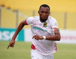 2021 Ghana Premier League: Latif Anabila a doubt for Kotoko's game against Ebusua Dwarfs