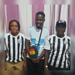 NWL: Sandra Owusu-Ansah dedicates winning goal to administrative manager of Bright Addae Foundation
