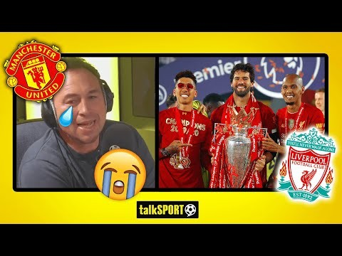 """""""I'D RATHER LIVERPOOL WIN THE TREBLE!"""" Jason Cundy desperately doesn't want MAN UNITED to win title!"""