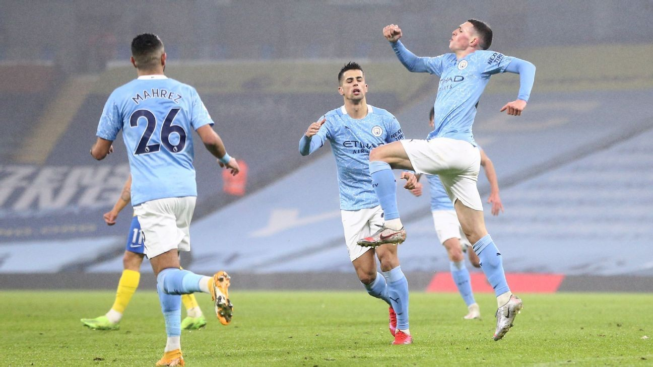 Foden ensures Man City continue to 'hide in plain sight' in title race
