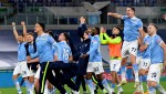 Lazio reignite Champions League race with dominant victory in Rome derby
